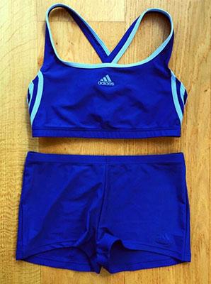 strój sportowy retro